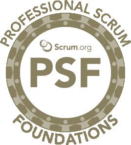 Szkolenie Scrum.org Professional Scrum Foundations