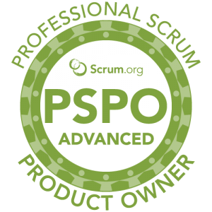 Product owner Advanced Logo