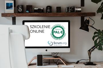 Szkolenie Professional Agile Leadership Online