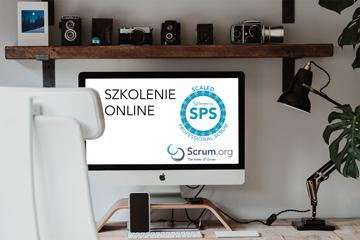 Szkolenie Scaled Professional Scrum Online