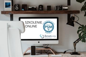 Szkolenie Professional Scrum Master II Online